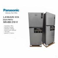 kulkas Panasonic 2 pintu inverter NR-BB210V (210 liter)