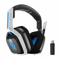 ASTRO Gaming Headset A20 Wireless PS5 PS4 PC Mac