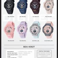 Jam tangan wanita Digitec 3082