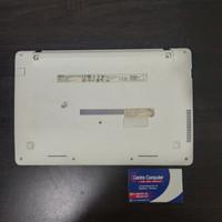 casing case bawah laptop asus x200 MA putih