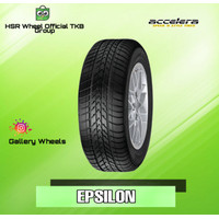 Ban Mobil ACCELERA EPSILON 185 60 R14 - Bukan GT Radial Achiles Dunlop