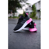 Sepatu Murah Pria Wanita Adidas Kartir Bosst Black Pink Original