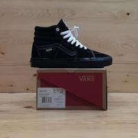 Sepatu Vans Sk8 HI Pro Black Black ORI Premium BNIB Quality