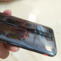 red magic 5g ram 12gb dual SIM asus ROG black shark