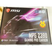 MOBO MPG Z390 PRO CARBON MSI