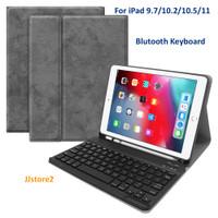 Keyboard Case iPad 5/6 9.7,iPad 7/8 10.2,iPad Air 3 10.5, iPad Pro 11