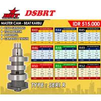 Master Cam BRT Noken As Beat Karbu Scoopy Spacy Karburator Tipe R