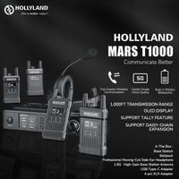 Wireless Intercom Hollyland Mars T1000 Full-Duplex Intercom System