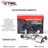 LED Autovision Carbon P1 H11 45 Watt 5700K