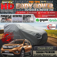 IMPREZA HD Honda BRV Car Body Cover 100% WATERPROOF - EMPAT LAPIS -