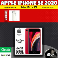 Apple iPHONE SE 2 2020 64GB 64 GB Black White Red Resmi iBox TAM