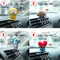 Car Parfum Pewangi Mobil lucu Aromaterapi fragrance tema BTS BT21