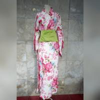 yukata ( baju tradisional jepang ) , kimono , baju jepang - kode yk006