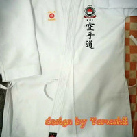 baju karate KATA