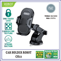 HOLDER ROBOT RT-CH12 Suction Cup Automatic Lock Universal Car Holder