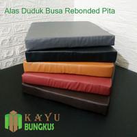 Alas Duduk Lesehan Matras Busa Rebonded Uk 40 x 40 x 5cm