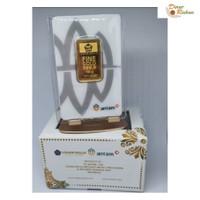 Logam Mulia / Lm antam 10 gram / 2021/ Certieye / Redmark / Termurah