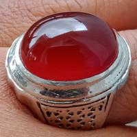 bacan obi red carnelian chalcedony