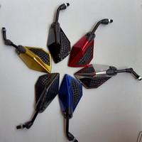 Spion/Sepion GMA Model Tomok Ulir Drat Honda Vario/Beat/Supra/ADV