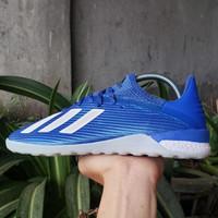 Futsal Adidas X 19.1 TF - Royal Blue White