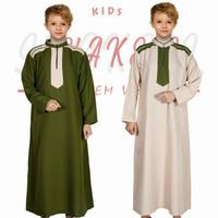 baju gamis anak laki laki / jubah anak laki laki