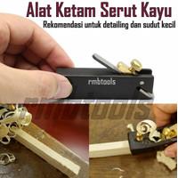 Alat Ketam Serut Kayu Manual Mini C / Mini Planer / Ketam Pasah Serut
