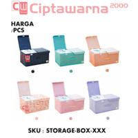 Kotak Penyimpanan Large Capacity Storage Box Container storage box