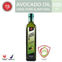 Minyak Alpukat Avocado Oil 500ml Terdaftar BPOM