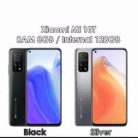 Xiaomi Mi 10T 8/128 GB - HITAM (BNIB-Garansi Resmi)