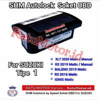 SHM Auto Lock Soket OBD Suzuki XL7 2020 - ASM Speed Lock PlugnPlay