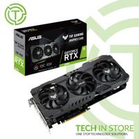 Vga Card Asus Tuf Gaming Geforce Rtx 3060 Oc 12Gb Gddr6 Vc454