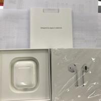 Apple Airpods Airpod 1gen MMEF2 AIR PODS original ex Ibox murah bekas