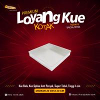 Loyang Kue Premium Spikoe atau Lapis Surabaya - Bakingware