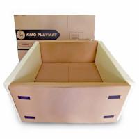 Pagar pengaman bayi -bumper mat -bumper box -kimo playmat