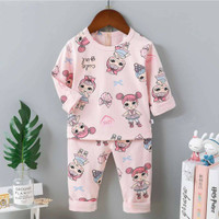Piyama / Baju tidur anak import umur 1 - 9 tahun motif LOL.