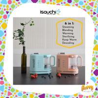 isauchi - iSMART Baby Food Processor   Steamer   Blender   Sterilizer