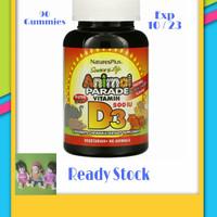 Vitamin D3 Animal Parade Nature Plus 90 Gummies