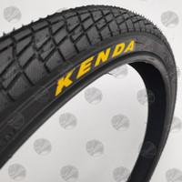 BAN LUAR 20 x 1.75 Sepeda Lipat Minion Mini BMX. KENDA - HITAM K-841