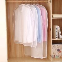 Sarung Baju Gantung Anti Debu/ Cover Pelindung Baju Gantung Dust Cover - 60*120