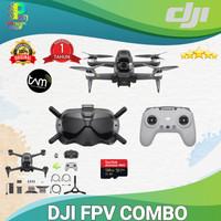 DJI FPV COMBO - DJI FPV COMBO 4K GARANSI RESMI TAM - NON MEMORY