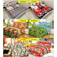 Lidia Bed Cover Set 200x200 Extra King Size