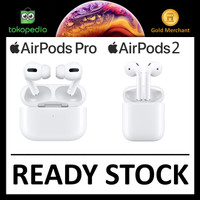 Apple Airpods Airpod 2 2019 With Charging Case original non / wireless
