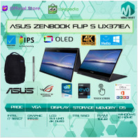 Asus Zenbook Flip S UX371EA HL710TS 4K OLED i7 1165G7 16GB IrisXe W10