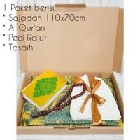 Parsel Ramadan muslim alat solat set