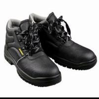 sepatu safety krisbow arrow 6 inch hitam