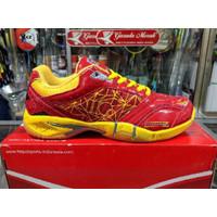 Best seller Sepatu Badminton Hiqua Hi Qua Future Original - Biru, 44