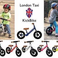 sewa london taxi balance bike light green 1 bulan - hijau tosca