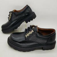 Sepatu Finotti 97511 Boot Pendek Klasik Fashion Pria Kulit Premium