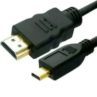 kabel HDMI 3m for Canon Eos M50/M6/M5/M200/M100