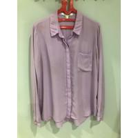 Forever 21 Purple Shirt